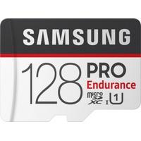 Produktbild Samsung PRO Endurance 128 GB microSDXC Speicherkarte (30 MB/s, Cl.10, UHS-I, U1)