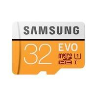 Produktbild Samsung 32GB, MicroSDXC EVO (MB-MP32GA/EU)