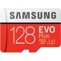 Produktbild Samsung Evo Plus 128 GB microSDXC Speicherkarte (100 MB/s, Class 10, UHS-I, U3)
