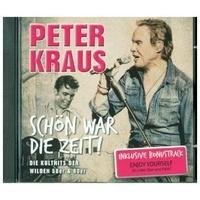 Produktbild Kraus,Peter - Schön war die Zeit!, 1 Audio-CD (2018)