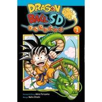 Produktbild Dragon Ball SD 1