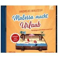 Produktbild Malessa macht Urlaub als Hörbuch CD von Andreas Malessa