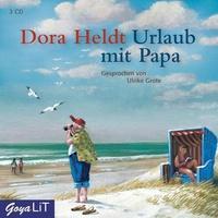 Produktbild Urlaub mit Papa als Hörbuch CD von Dora Heldt