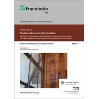 Produktbild Ökobilanz-Benchmarks für Immobilien