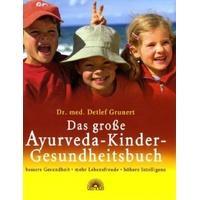 Produktbild Das große Ayurveda-Kinder-Gesundheitsbuch