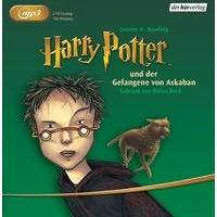 Produktbild Harry Potter 3 und der Gefangene von Askaban als Hörbuch CD von Joanne K. Rowling