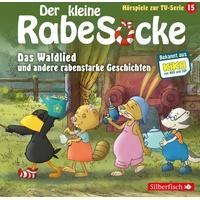 Produktbild Kleine Rabe Socke,Der - Der kleine Rabe Socke - Das Waldlied und ander