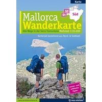 Produktbild Mallorca Wanderkarte 1:35.000 (Kartenset mit Nord + Süd-Blatt)