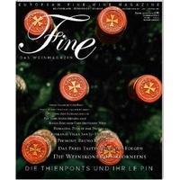 Produktbild FINE Das Weinmagazin 03/2016