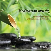 Produktbild Meditationsmusik (Moments of Silence für Entspannung & Wellness) (2015