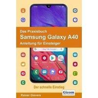 Produktbild Das Praxisbuch Samsung Galaxy A40 - Anleitung für Einsteiger